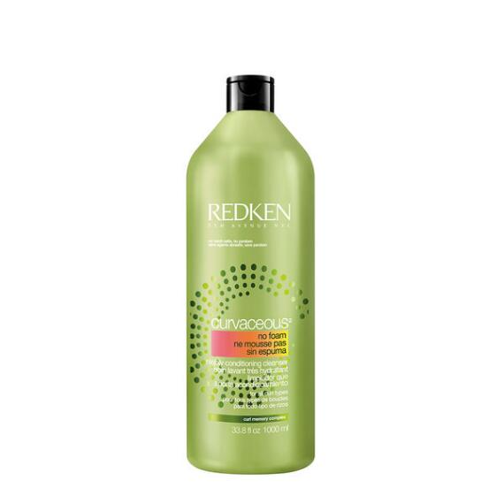 Redken Curvaceous No-Foam Cleanser for Curly Hair