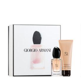 Giorgio Armani Si Eau De Parfum Gift Set ($91 value)