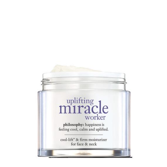 philosophy uplifting miracle worker cool-lift and tightening moisturizer