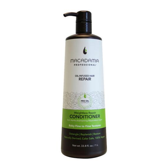 Macadamia Professional Weightless Moisture Conditioner Liter