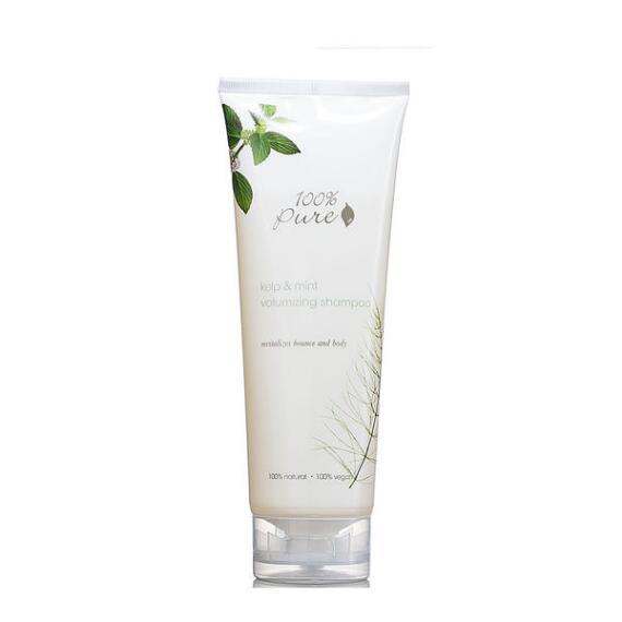100% Pure Hair Kelp and Mint Volumizing Shampoo