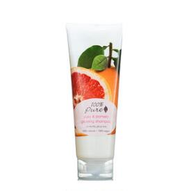 100% Pure Hair Yuzu and Pomelo Glossing Shampoo