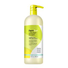 DevaCurl Low-Poo Delight Weightless Waves Mild Lather Cleanser