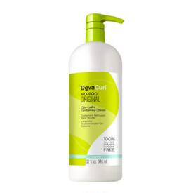 DevaCurl No Poo Original Zero Lather Conditioning Cleanser
