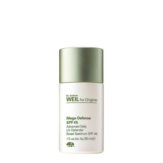 Dr. Andrew Weil for Origins Mega-Defense Advanced Daily UV Defender Broad Spectrum SPF 45