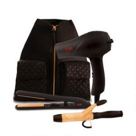 CHI Sleek Travel Backpack Set