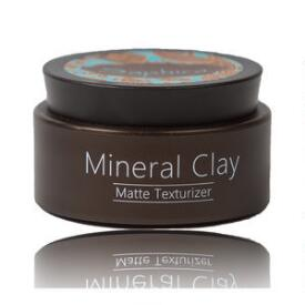 Saphira Mineral Clay Travel Size