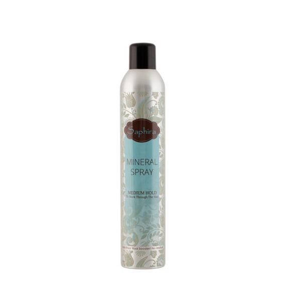 Saphira Mineral Hairspray Medium Hold