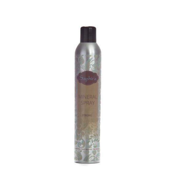 Saphira Mineral Hairspray Strong Hold