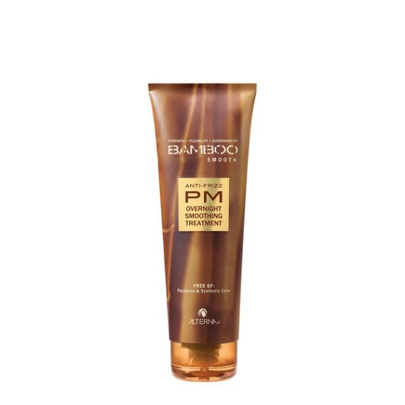 Alterna Bamboo Smooth PM Anti-Frizz Overnight Smoothing Treatment