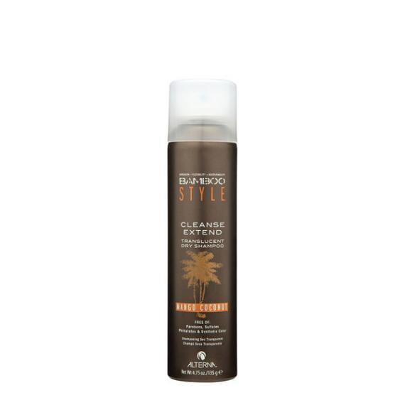 Alterna Bamboo Style Cleanse Extend Translucent Dry Shampoo Mango Coconut