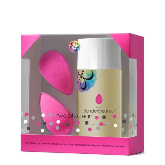 beautyblender two bb clean