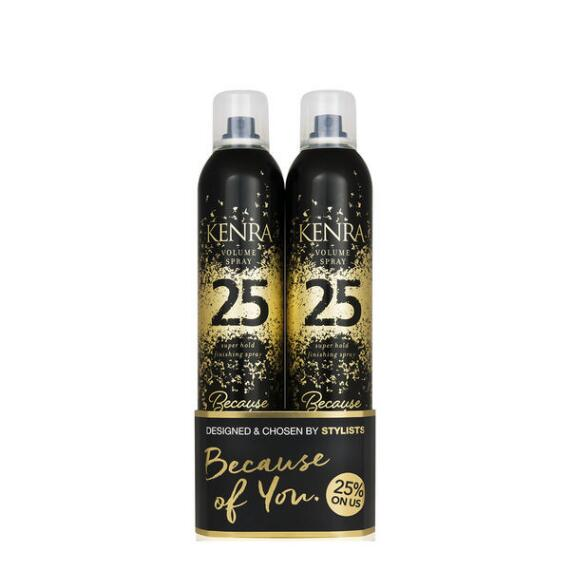 Kenra Limited Edition Volume Spray 25 Duo