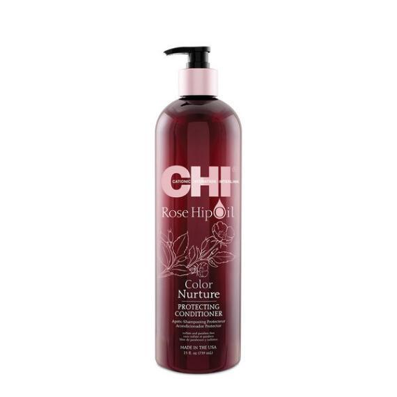 Chi Rose Hip Oil Color Nurture Protecting Conditioner