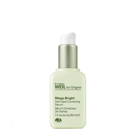 Dr. Andrew Weil For Origins Mega-Bright Dark Spot Correcting Serum
