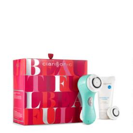 Clarisonic Mia 2 Facial Sonic Cleansing System Holiday Sea Breeze Value Set