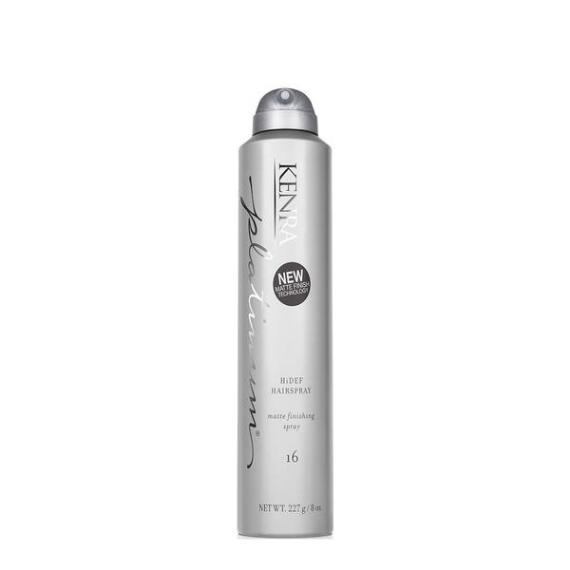Kenra Platinum HiDEF Hairspray 16