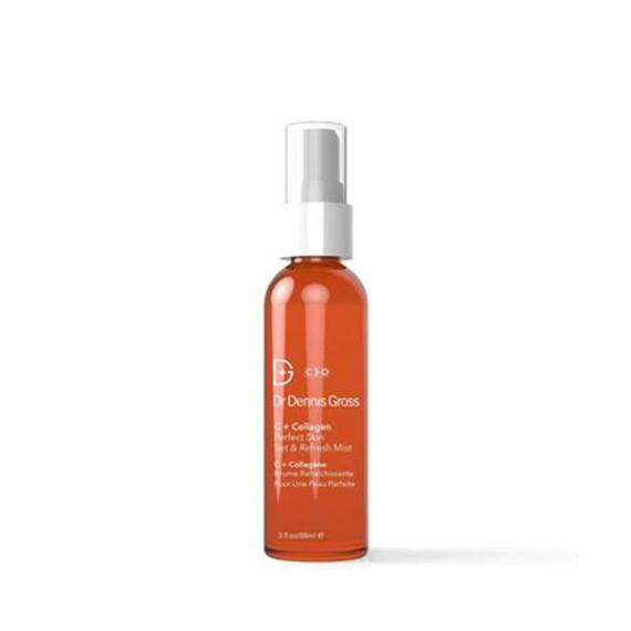 Dr. Dennis Gross Skincare C + Collagen Perfect Skin Set and Refresh Mist