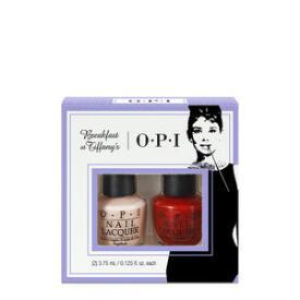 OPI Breakfast at Tiffany's Mini Pack - Meet My Decorator & Breakfast at Tiffany's