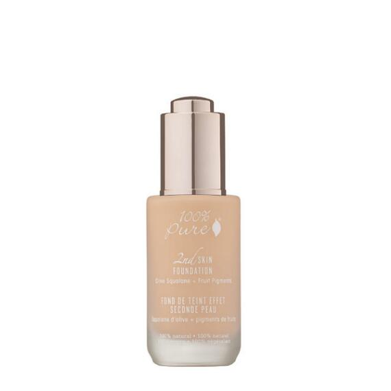 100% Pure 2nd Skin Foundation