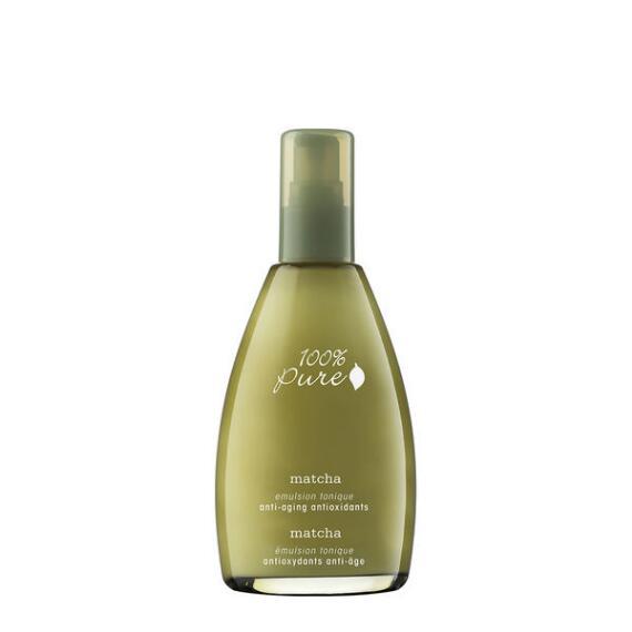 100% Pure Organic Matcha Emulsion Tonique