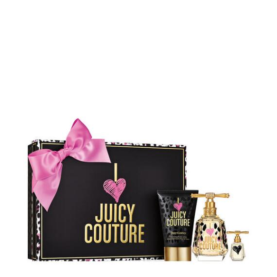 Juicy Couture I Love Juicy Couture Holiday Gift Set