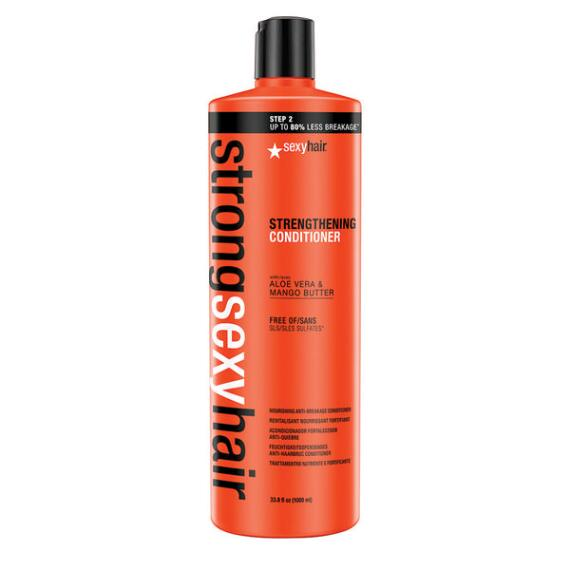 Sexy Hair Strong Sexy Hair Color Safe Strengthening Conditioner