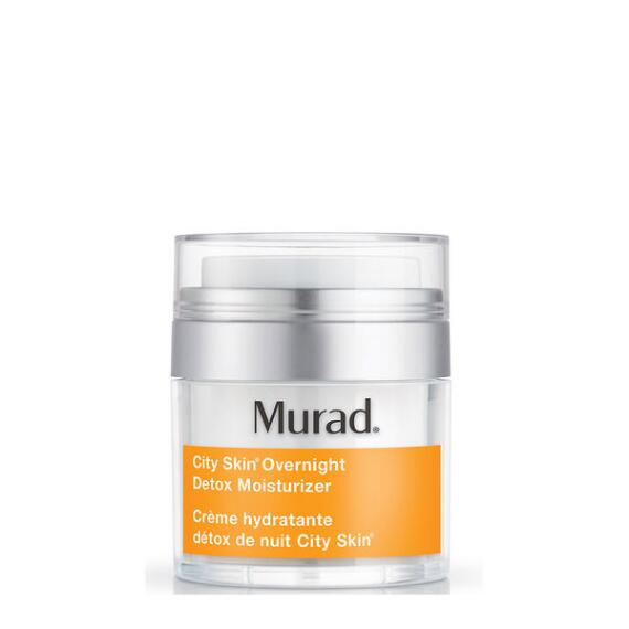 Murad Environmental Shield City Skin Overnight Detox Moisturizer