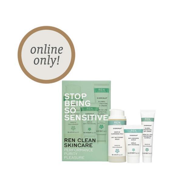 REN Clean Skincare Evercalm Starter Set