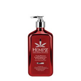 Hempz Frosted Peppermint & Vanilla Sugar Body Lotion