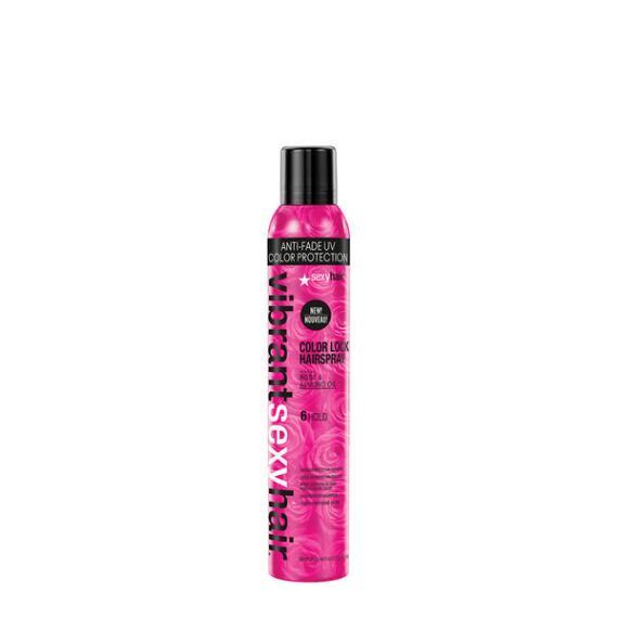 Sexy Hair Vibrant Sexy Hair Color Lock Hairspray