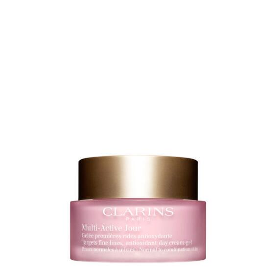 Clarins Multi-Active Day Cream-Gel for Normal to Combination Skin