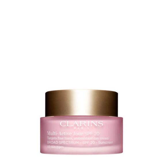Clarins Multi-Active Day Cream SPF 20 All Skin Types