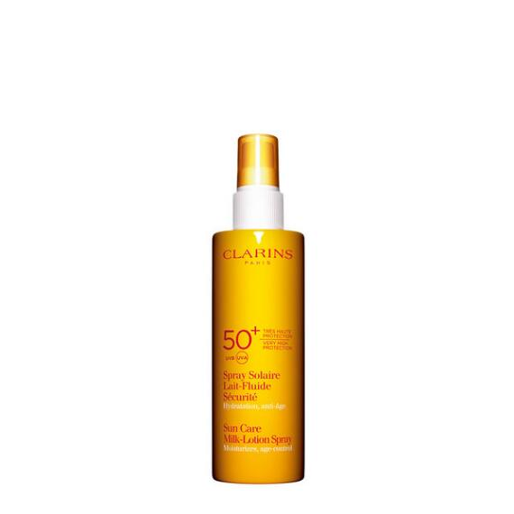 Clarins Sunscreen Care Milk-Lotion Spray SPF 50+