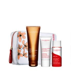 Clarins DIY Way To Glow Set