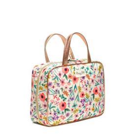 Modella Calico Duffle Weekender Bag