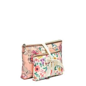 Modella Calico 2-Piece Clutch Set