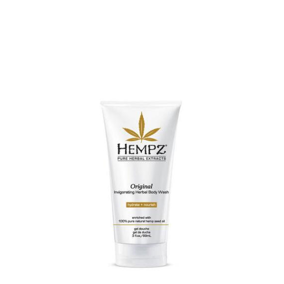 Hempz Original Herbal Body Wash Travel Size