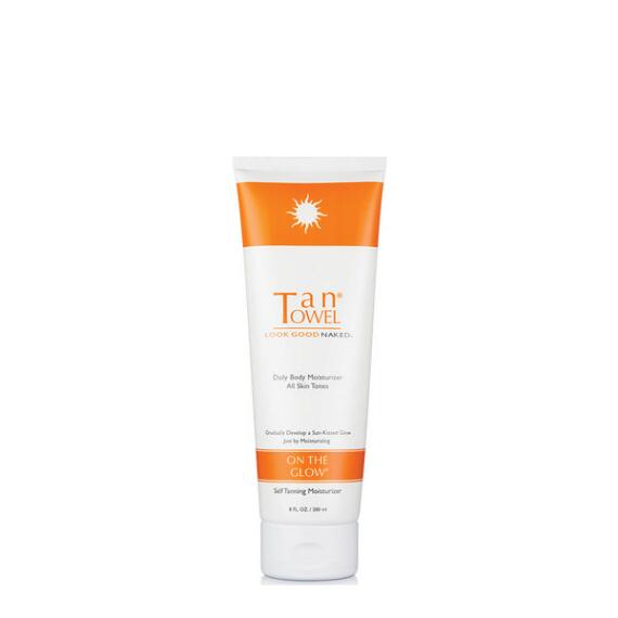 TanTowel On the Glow Self Tan Body Lotion
