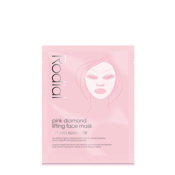Rodial Pink Diamond Lifting Face Mask Single