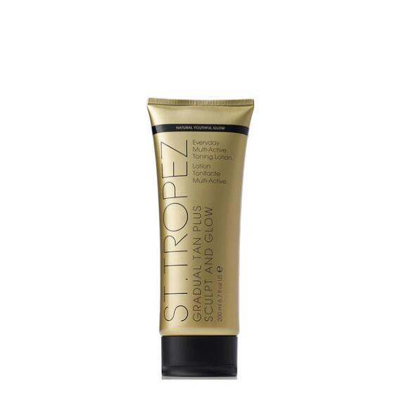 St. Tropez Gradual Tan Plus Sculpt and Glow