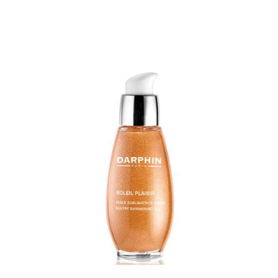 Darphin Soleil Plaisir Sultry Shimmer Oil