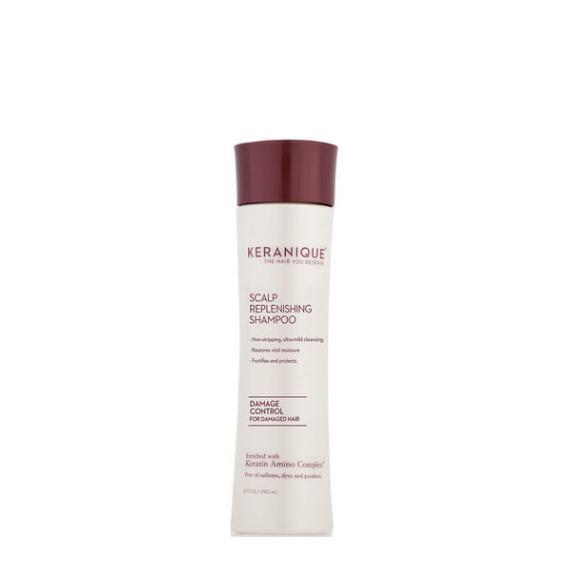 Keranique Scalp Replenishing Damage Control Shampoo