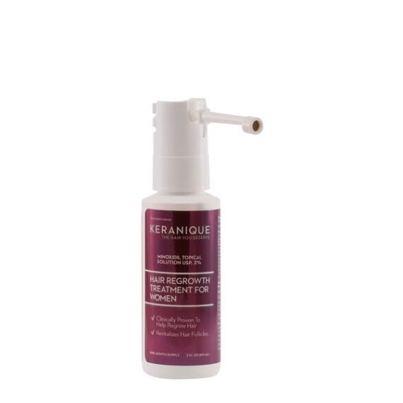 Keranique Hair Regrowth Treatment Easy Precision Sprayer