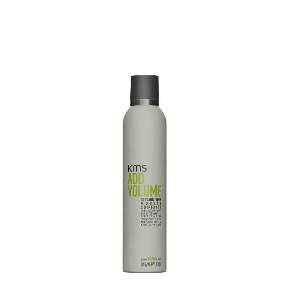 KMS Add Volume Styling Foam Volumizing Mousse