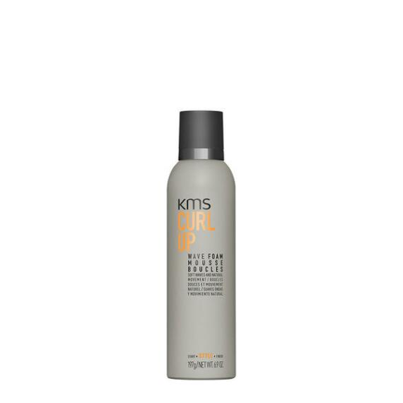KMS Curl Up Wave Foam Mousse