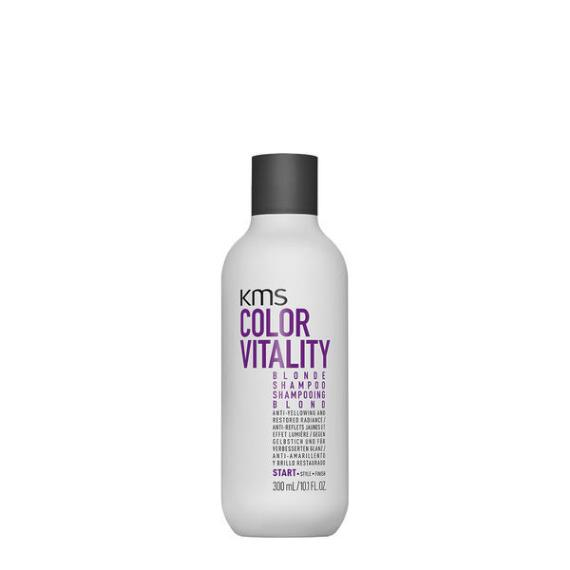 KMS Color Vitality Blonde Radiance Shampoo