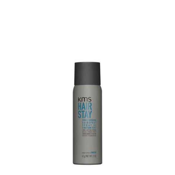 KMS Hair Stay Firm Finishing Spray Travel Size