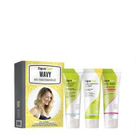 DevaCurl Wavy Mini Transformation Kit
