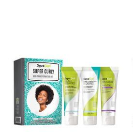 DevaCurl Super Curly Mini Transformation Kit